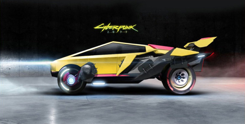 Fan-Made Tesla Cybertruck Mods are Coming in Fast ...