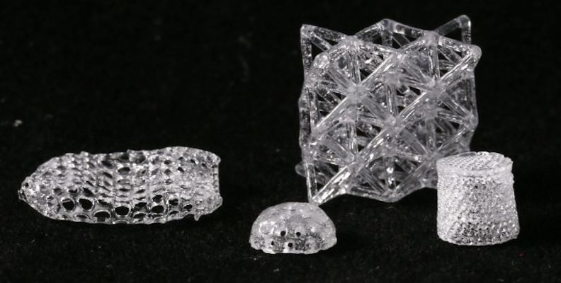 ETH Researchers Found a Way to 3D-Print Complex Glass Objects With a New Take on Stereolithography