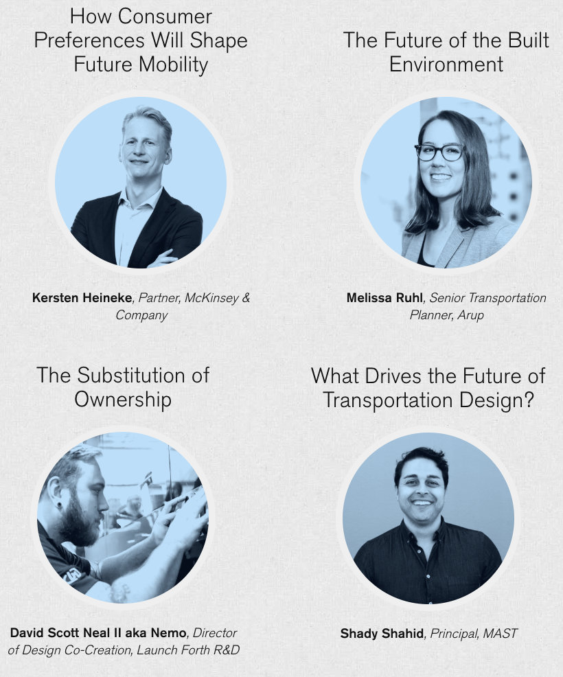 Curious About Transportation Design Futures? Join Core77 at CES 2020