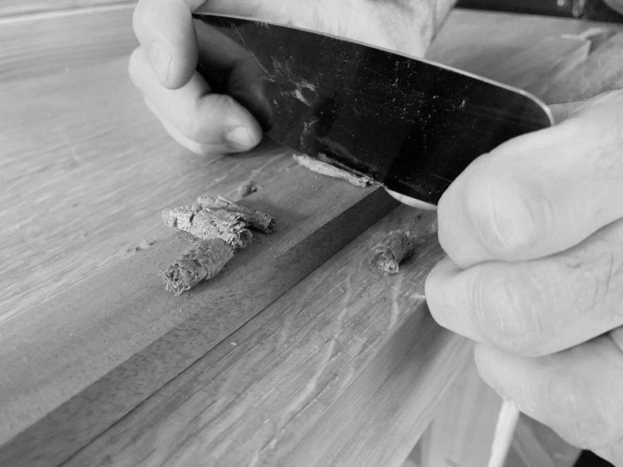 Designing a Successful Tool: The Crucible Scraper