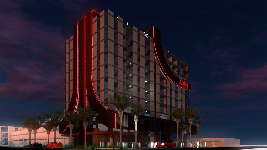 Atari is Opening…a Chain of Hotels?!?