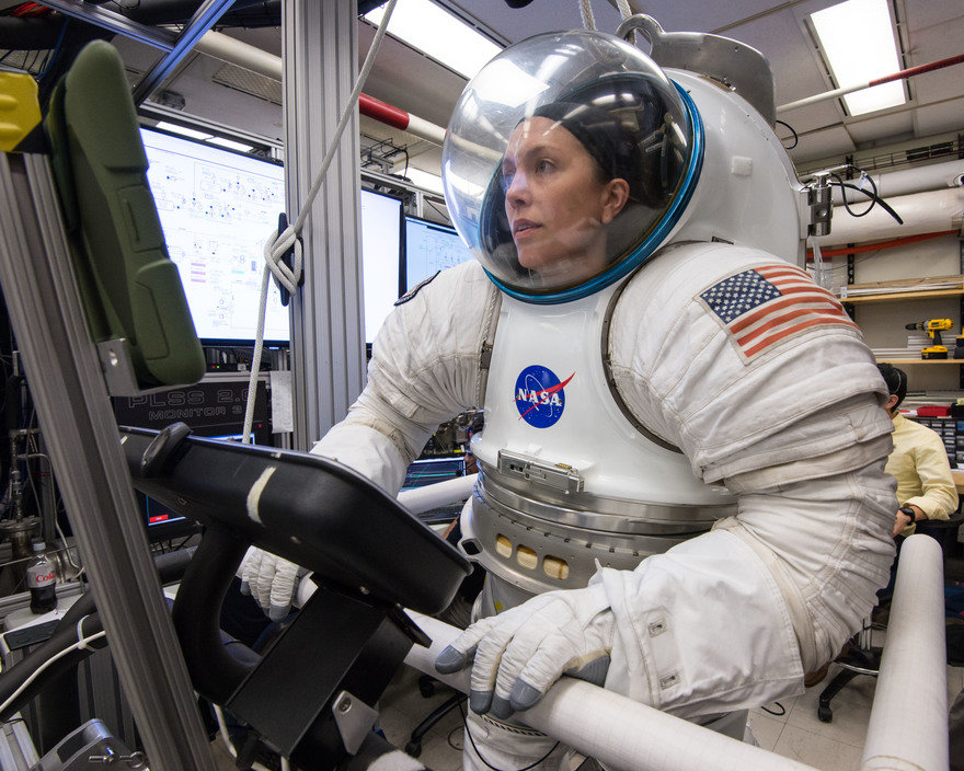 Meet the Spacesuit Engineer Who s Working to Change NASA s Gender Bias With Better Design