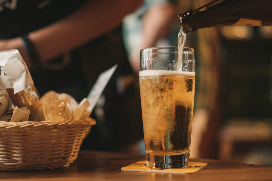 Plant Manager Discovers Beer Production Waste Can Be Used to Make Wastewater Treatment Cheaper