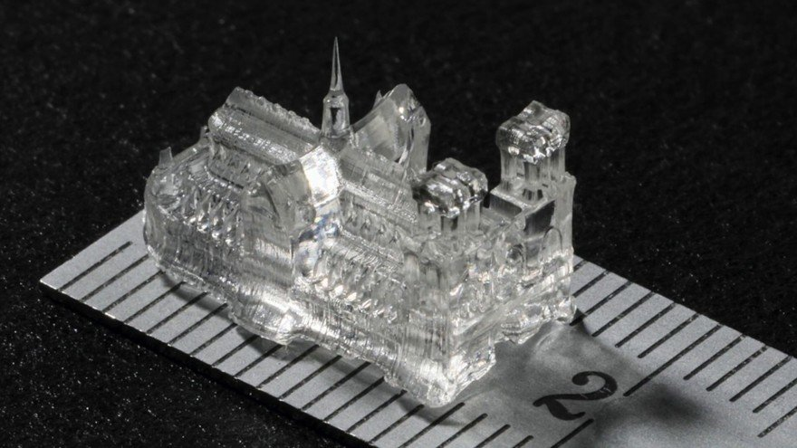 New Super-Fast 3D Printing Method: Prints in Seconds, High-Res, No Layers, Soft or Hard Materials
