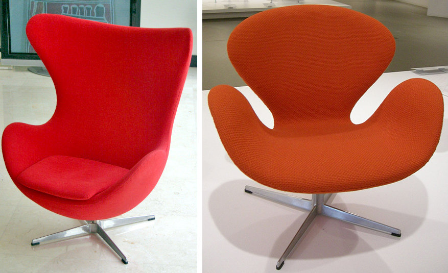 Fritz Hansen Releasing 50th Anniversary Edition of Arne Jacobsen s Last Chair Design, the Lily