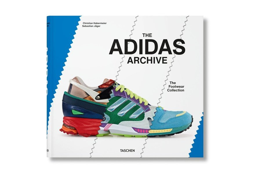 A Visual History of Sneaker Design:  The Adidas Archive  Book Documents 350+ Pairs of Kicks