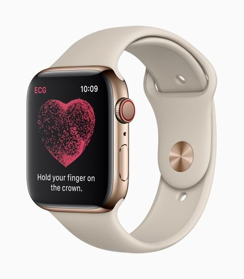 Apple Subsidizing Apple Watches for an Early Stroke Risk Detection Trial