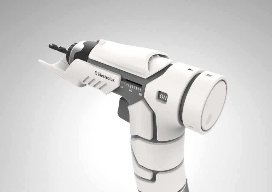 A Student's Take on Designing an Electric Drill for Non