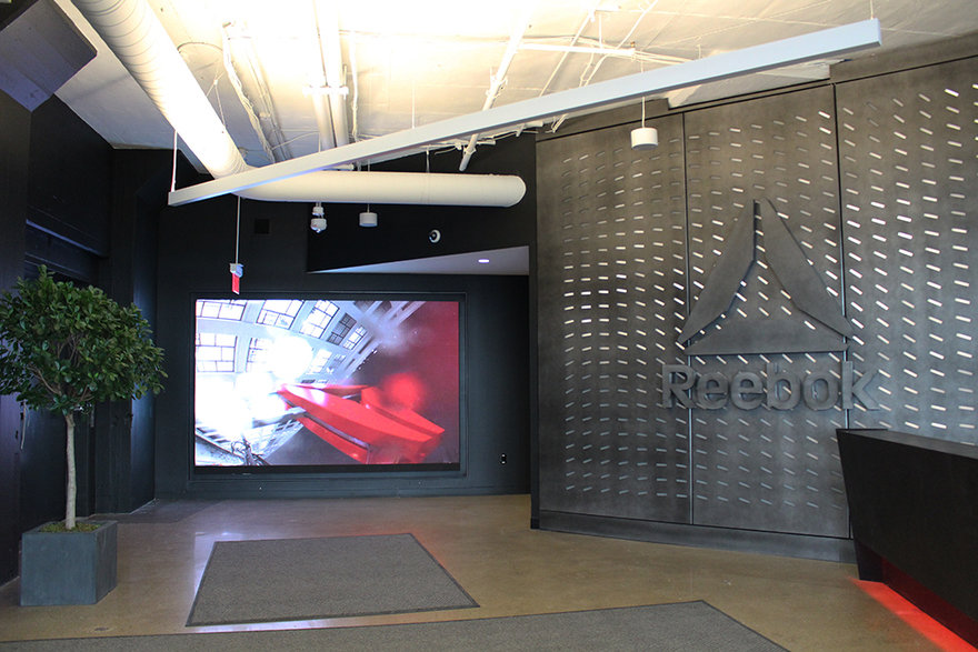 A Visit to Reebok s Headquarters in Boston