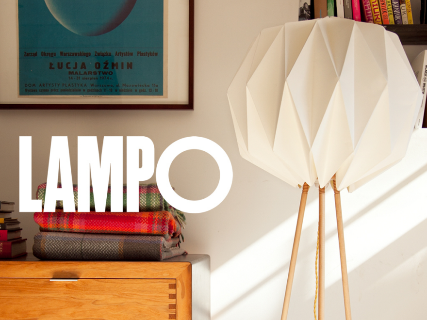 Lampo Classic Design Packed In A Tube Core77