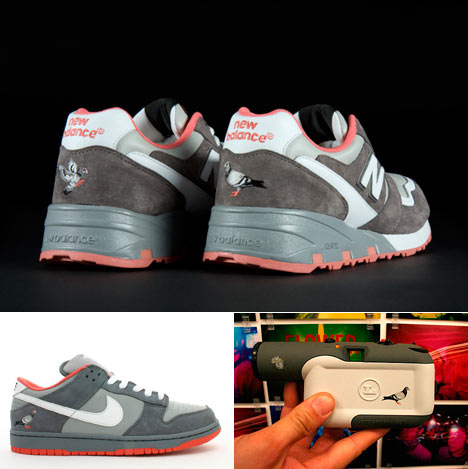 low priced 3936c cea47 If you missed out on scoring a pair of Staple's now classic Pigeon Dunks  (2005) the first time round, prepare yourself for the second coming, ...