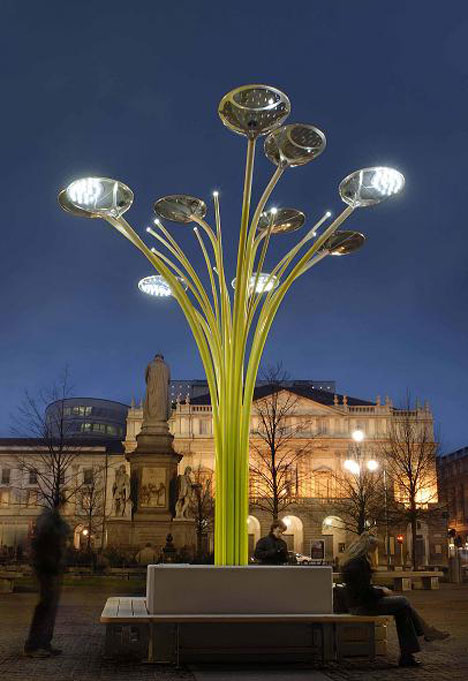 Solar Tree To Debut In Venice Core77