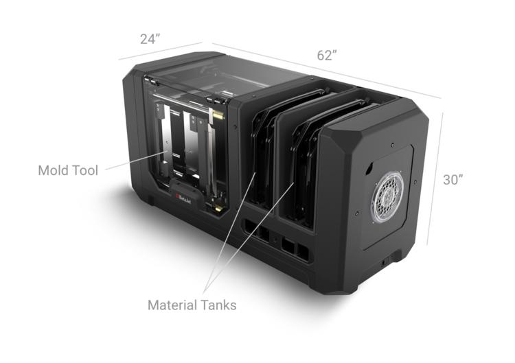 BetaJet T1: Automated Injection Molding System - Core77