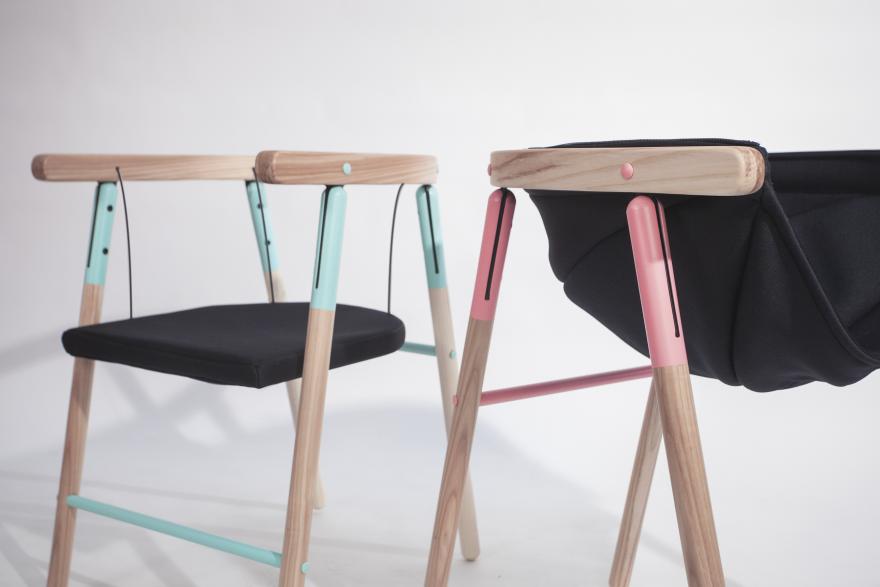 Gentil Prototypes Of Mia U0026 Ika Chairs