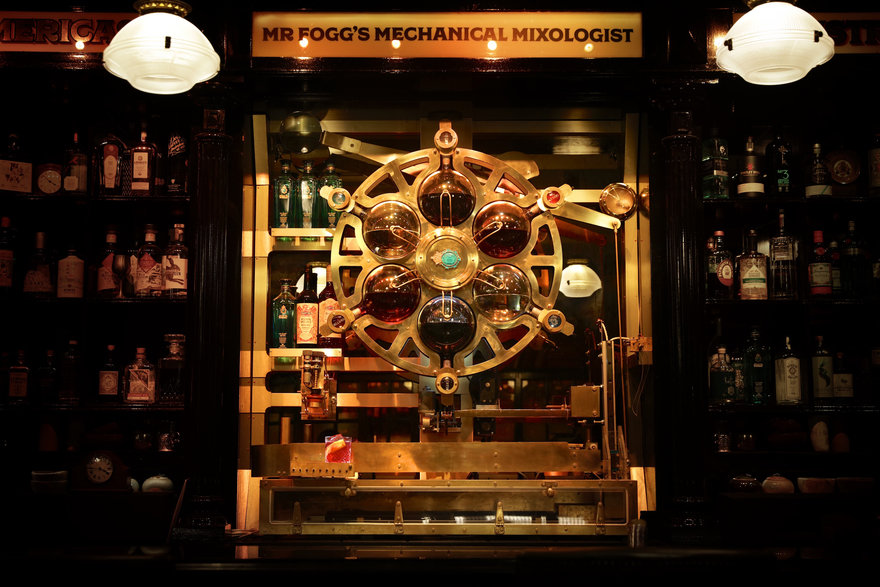 Reader Submitted: Mechanical Mixologist