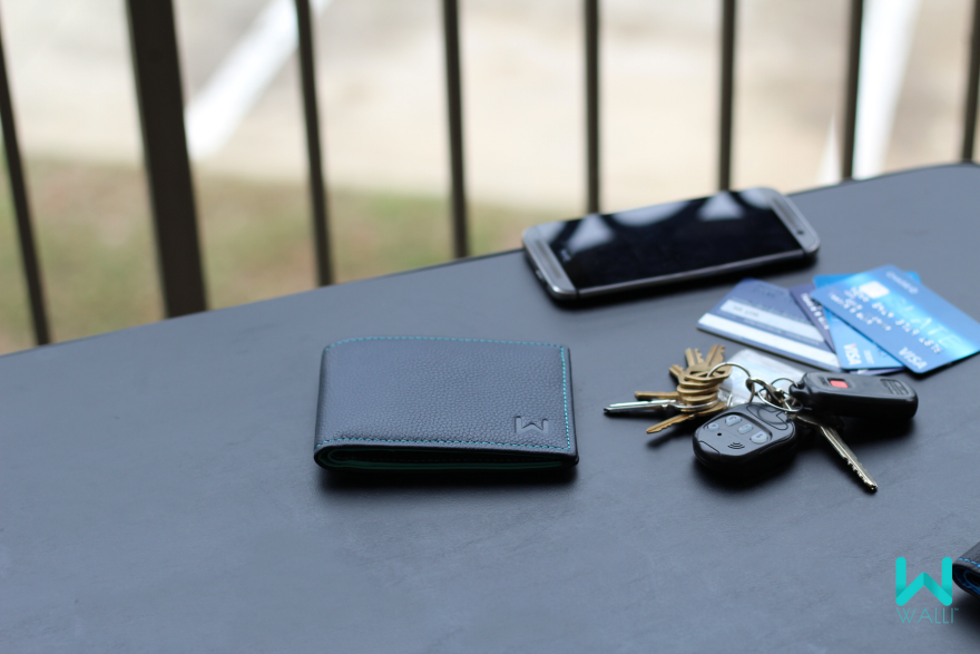 Walli The Intelligent Wallet That Finds Your Phone Core77