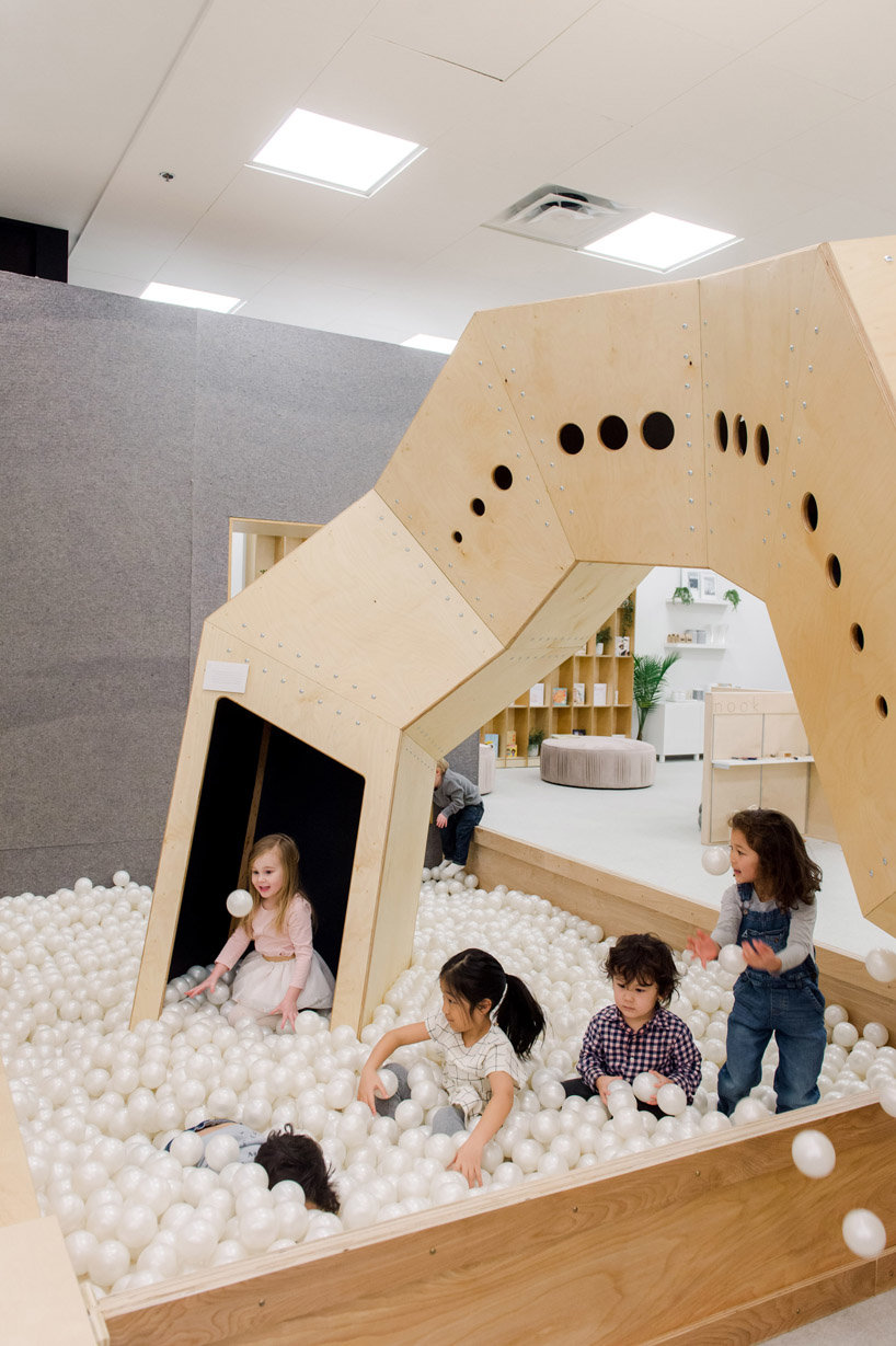 Nook S Design Elevates The Classic Indoor Playground Core77