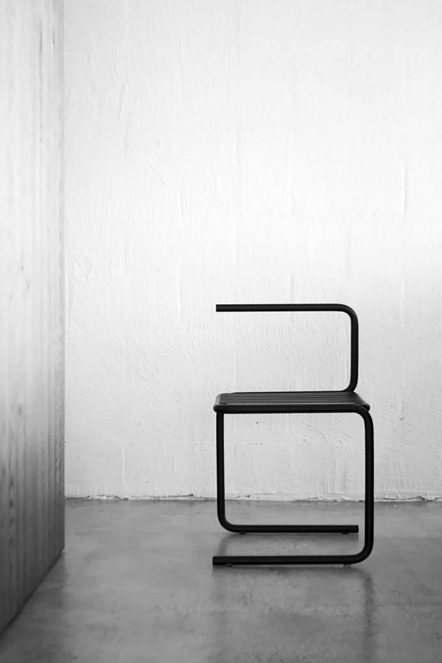 Xuxu Chair Explores Quot Less Is More Quot In Furniture Design