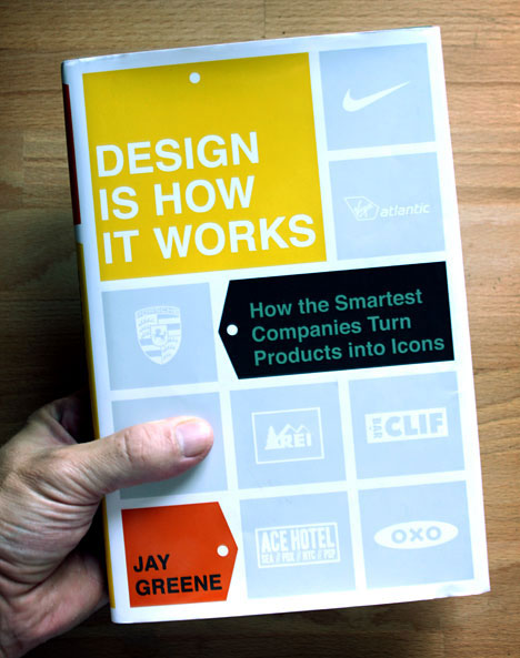 Book review design