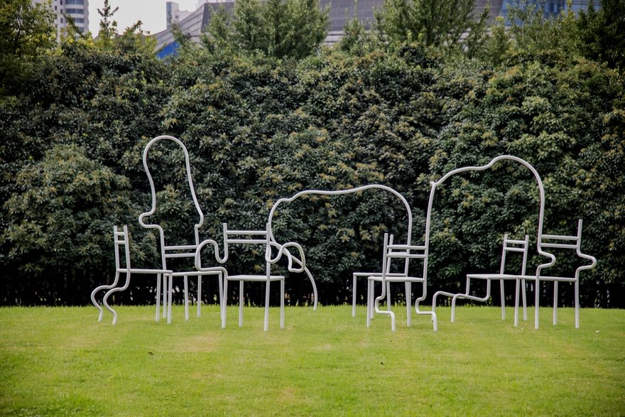 Reader Submitted: Chairs Inspired by the Organic Growth of Cities