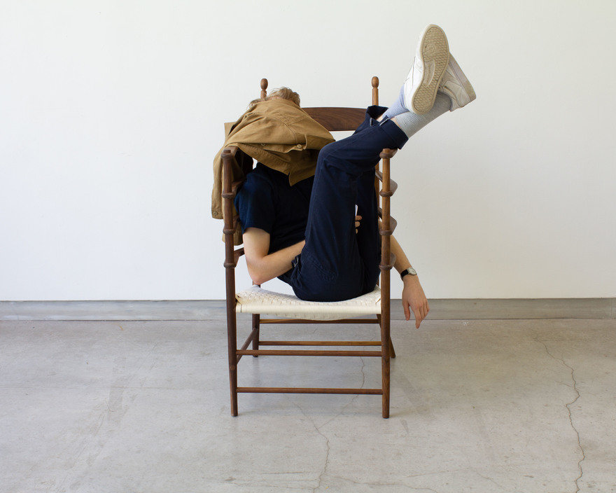 A Chair Inspired By Repetitive Thoughts - Core77