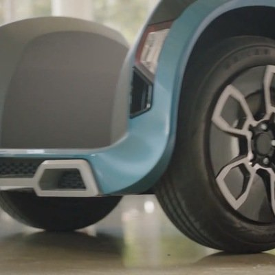 Minimum Viable Car: REE's Four-Wheels-and-a-Floor Offers Freedom of Design - Core77