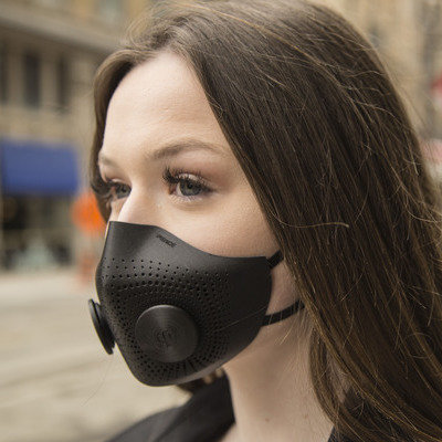 The Nuo 3D Mask: 3D-Printed, Custom-Fit to Your Face, Washable, Reusable, N95-Compliant - Core77