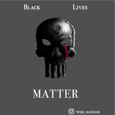 Comic Book Creator Reappropriates the Punisher Symbol, Uses It to Raise Funds for Black Lives Matter - Core77