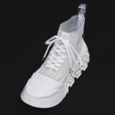 These Japanese 3D Printed Shoes Are Inspired by Four Types of Clouds - Core77