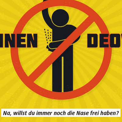 Berlin Mass Transit Bans Deodorant, to Encourage Proper Mask Usage - Core77