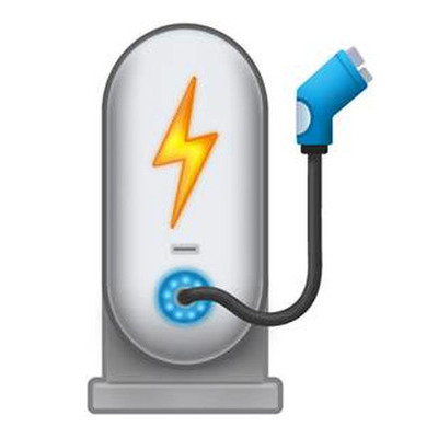 "Last Year's Emoji Design for an EV Charger Rejected. Is This Year's Design ""Fixed?"" - Core77"