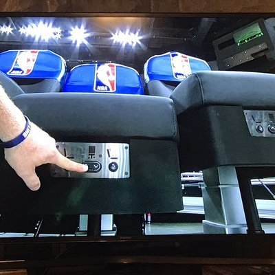 Specialty Sports Seating Design: The Milwaukee Bucks' Custom Height-Adjustable Heated Chairs - Core77