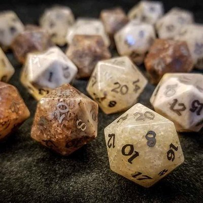 Gaming Dice Made from Human Bones - Core77