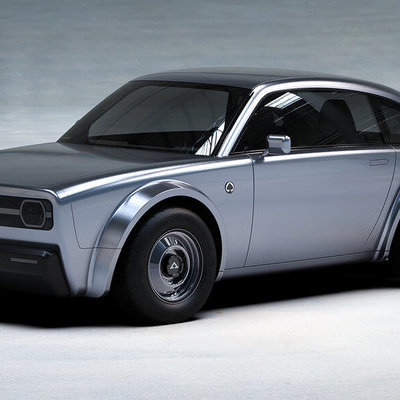 Design Departure: Alpha EVs Resemble 1960s/'70s Euro/Japanese Coupes