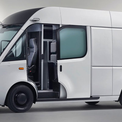 What Do You Think of These Design Decisions on Arrival's Electric Delivery Van?