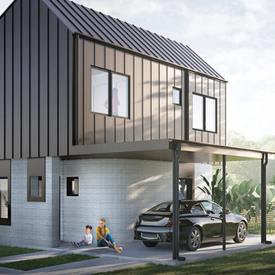 America's First 3D-Printed Houses for Sale in Austin, Texas - Core77