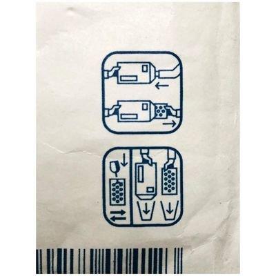 A Super Confusing Ideogram for a Recyclable Bubble Wrap Envelope  - Core77