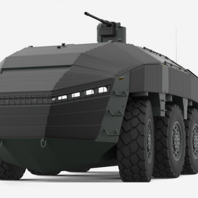 FNSS MILDESIGN2015 Winners: Conceptual Military Land Vehicle Designs