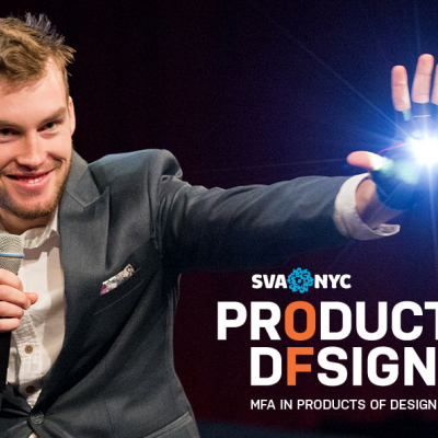 MFA in Products of Design: Application Deadline is February 1
