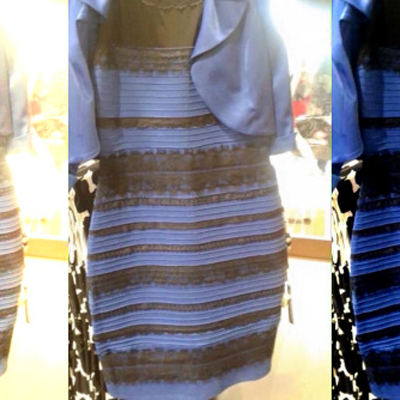 """Hell in a Handbasket: The Real Problem with the """"White or Blue?"""" Dress"""