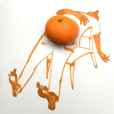 Christoph Niemann's Clever Prop-Featuring Illustrations