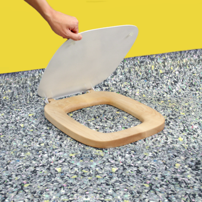 Making a MacBook Air–Inspired Luxury Toilet Seat