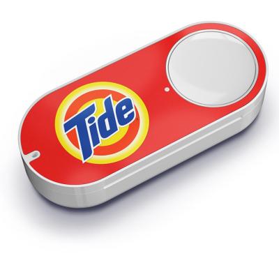 "Brilliant or Lazy? Amazon Creates a Physical ""Buy"" Button"