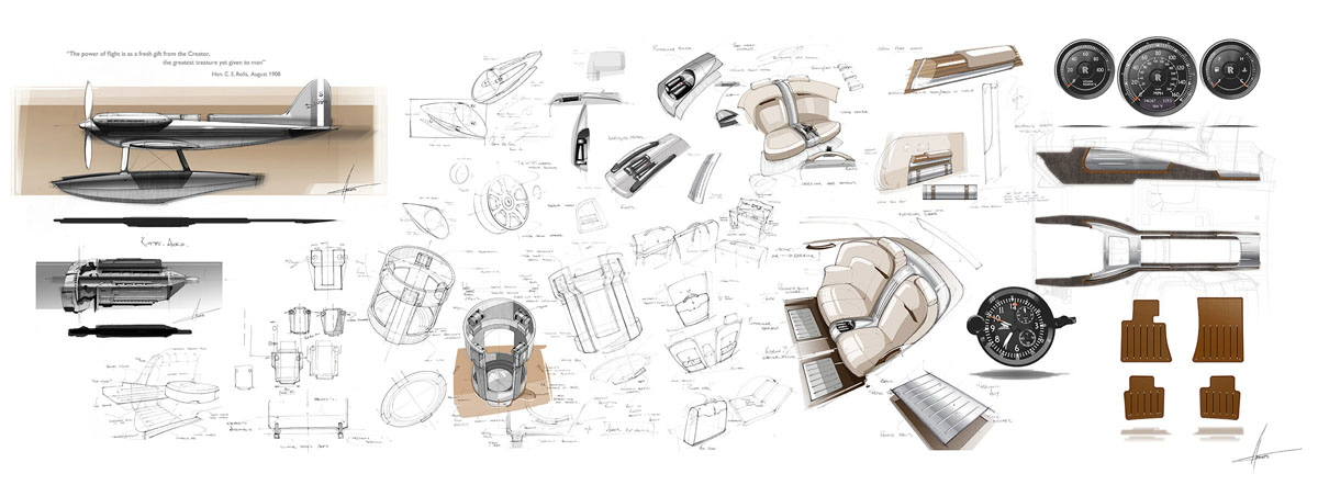 What Industrial Design Students Had to Carry, Part 3: Paper ...