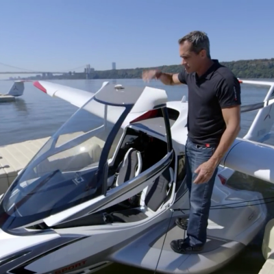 Is It Possible to Design a Personal Airplane So Simple That Anyone Could Fly It? Icon Thinks So