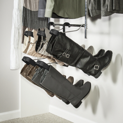 15 Designs for Organizing Boots