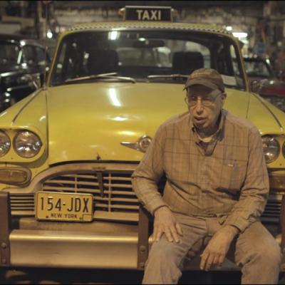 In a Massive Brooklyn Garage, a Man is Patiently Repairing 58 Classic Cars
