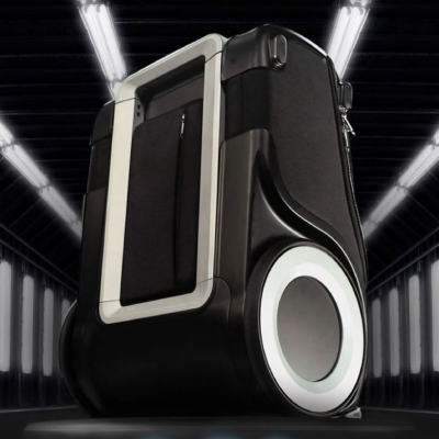 Smart Luggage Design: The Innovation-Packed G-RO