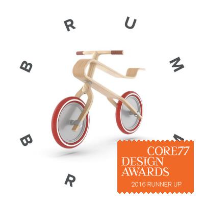Brum Brum - by Tu Jau Zini / Core77 Design Awards