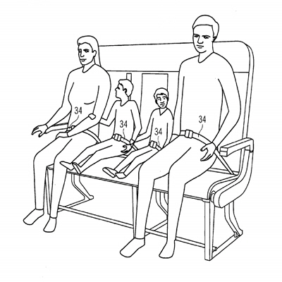 Airbus Patent Illustrator Has Terrifyingly Poor Grasp of Human Proportions